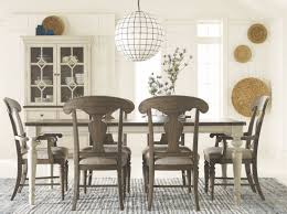 Legacy Dining Room Furniture Legacy Classic Brookhaven Vintage Linen And Rustic Elm