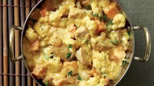 cuisiner le riz basmati cari de dinde avec riz basmati aux canneberges recettes iga