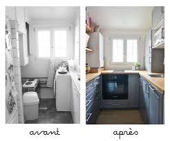 machine a laver dans la cuisine adc l atelier d à côté aménagement intérieur design d espace et