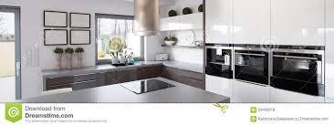 technologie cuisine équipement de cuisine de nouvelle technologie photo stock image