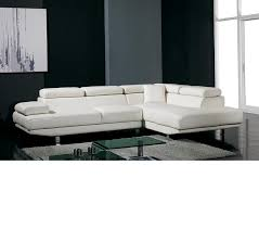 Modern Sectional Sofas Miami by Dreamfurniture Com Divani Casa T60 Modern Bonded Leather