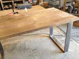 make a rustic table curved back chair 7 piece table