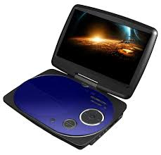 black friday amazon portable dvd player amazon com impecca dvp916b 9 inch swivel screen portable dvd
