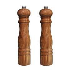 salt and pepper shakers wood salt and pepper grinders ebay