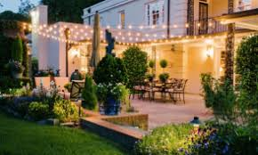 Patio Lighting Options Dress Up Your Yard For Your Next Outdoor Outdoor Lighting