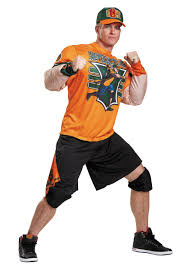 deluxe plus size halloween costumes john cena plus size muscle costume