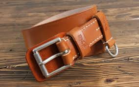 Handmade Belts And Buckles - soxisix belt vz 31 sk cognac soxisix highest quality handmade