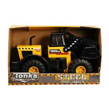 tonka steel loader shelcore toys