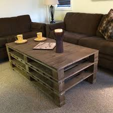 furniture pallet coffee table diy ideas how to make a pallet