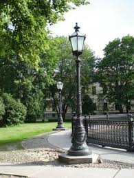 Backyard Light Post by Street Lamps On Buckingham Palace Wall London Street Lamps