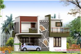 Modern Lowud House Plans Kerala Villa Home Design Floor