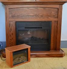 how do you repair a heat surge electric fireplace make your