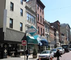 which side does st go on file jewelers row north side sansom street looking east jpg