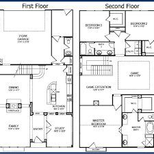 2 story floor plans with garage small cottage home plan with garage small 2 story cottage house