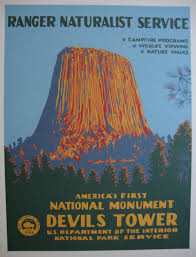 retro national park posters wonderful on home decorating ideas