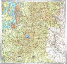 Bremerton Washington Map by Download Topographic Map In Area Of Seattle Tacoma Bremerton