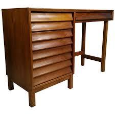 american of martinsville desk midcentury modern desk wonderwood american of martinsville for