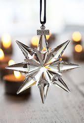 swarovski christmas ornament 2011 annual ornament ornaments i