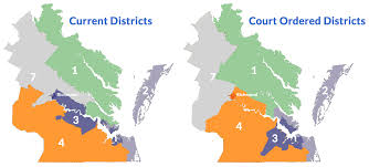 Federal Circuit Court Map Progress Report Fight Gerrymandering Empower The Middle