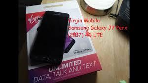 virgin mobile full review samsung galaxy j7 perx 4g lte