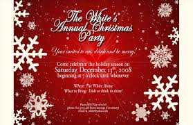 christmas party invitations templates card background template