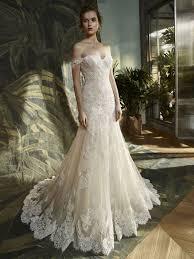 wedding dress blue modern wedding dresses blue by enzoani enzoani enzoani