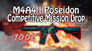 Wildfire Case Drop Rate by M4a4 Poseidon Drop Youtube