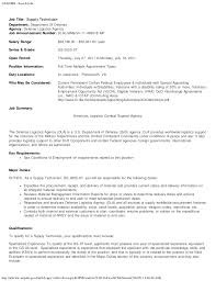 Auto Mechanic Job Description Resume by Central Supply Technician Resume Sample Contegri Com