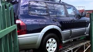 2004 mitsubishi wagon 2003 mitsubishi pajero np exceed lwb 4x4 dark blue 5 speed auto