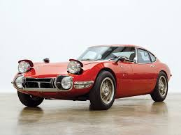 classic toyota 1968 toyota 2000 gt 2000gt classic driver market