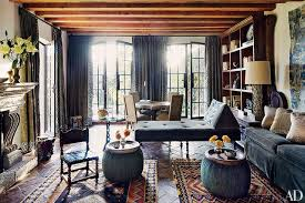 Top Designers Show Us Their Living Rooms Photos Architectural - Designers living rooms