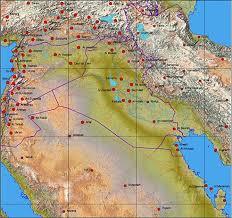 map iran iraq iraq maps