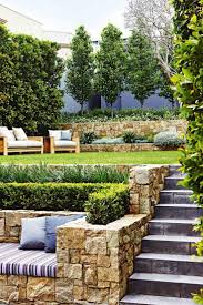 Rock Garden Plan by Best 25 Tiered Garden Ideas On Pinterest Rock Wall Landscape