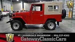 1977 toyota land cruiser toyota land cruiser cars for sale classics on autotrader