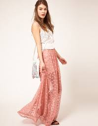 latest maxi skirts dress ala
