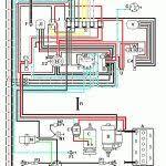 vw wiring diagrams within 1968 vw beetle wiring diagram fuse box