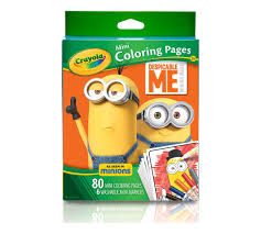 crayola mini coloring pages eson me