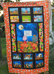 great pumpkin quilt just for me things i made pinterest