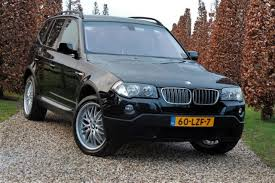 bmw x3 3 0si executive 5 deurs suv terreinwagen