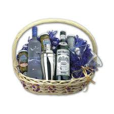 martini gift basket mel martini madness greygoose gift baskets los angeles