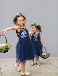 cute cheap sequin short flower dress a line new arrival 2017