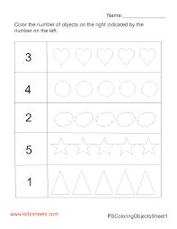 pattern math worksheets preschool math worksheets preschool for kindergarten all prek pre k counting