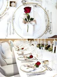 romantic table settings romantic table decorations au rus
