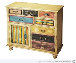 Get A Shabby Chic Feel With  Distressed Wooden Dressers Home - Shabby chic furniture houston
