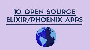 Bulidwith by 10 Amazing Open Source Elixir Phoenix Apps U2013 Aviabird U2013 Medium