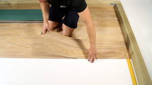 Loose Laminate Flooring How To Cut Loose Lay Vinyl Planks 3 Youtube