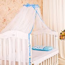 Cot Bed Canopy White Baby Cot Bed Canopy Mosquito Net Buy In Ksa Baby