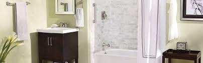 Moen Boardwalk Bathroom Faucet Shop Moen Boardwalk Spot Resist Brushed Nickel 1 Handle Shower
