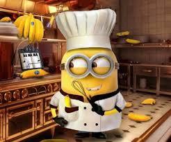 qui fait la cuisine minion qui fait la cuisine on we it