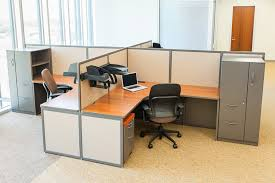 Interior Office Design Ideas Custom Office Cubicles Designed To Fit Your Office Setting Needs
